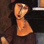560677_Jeanne-Hebuterne-with-hat-a
